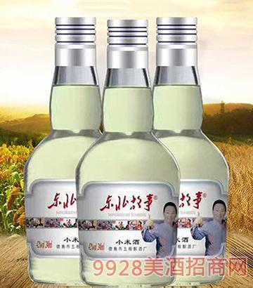 东北故事小米酒苏格兰情调500ml