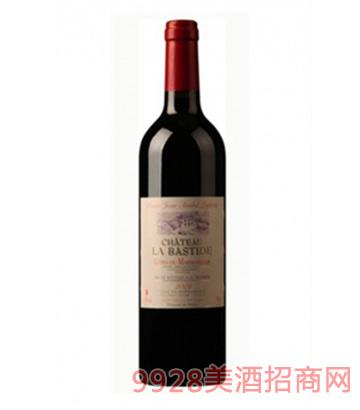拉巴士德城堡干红葡萄酒(安德烈拉菲陈酿)