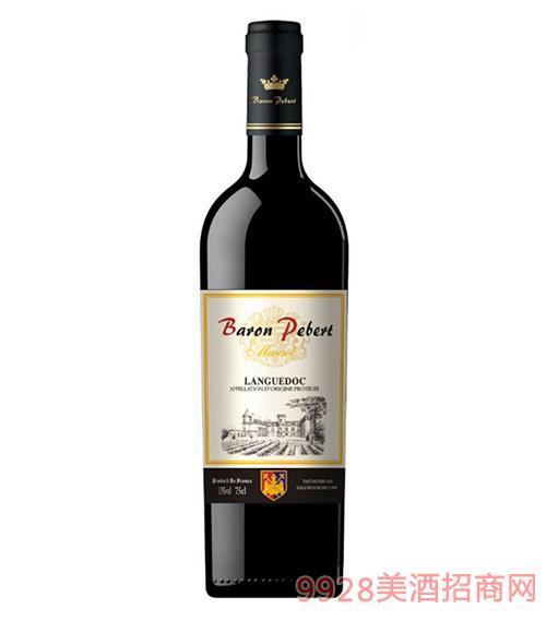 法国干红葡萄酒