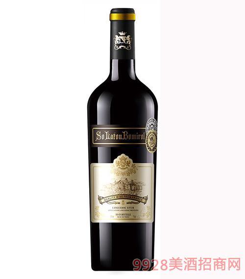 法国进口干红葡萄酒