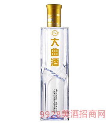 蓝梦地景大曲酒42度500ml