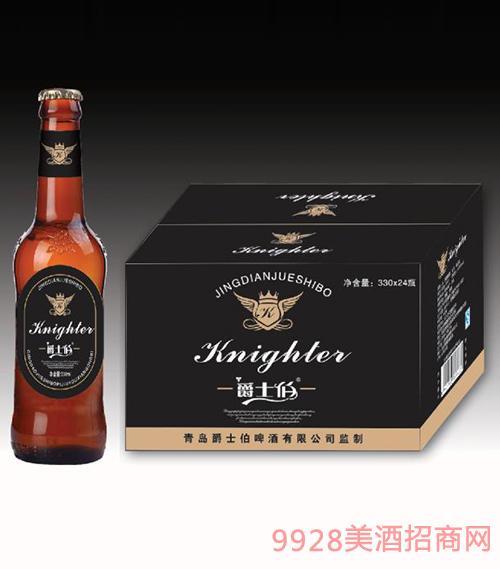 爵士伯啤酒(黑箱)330mlx24瓶