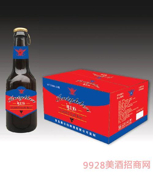 爵士伯精酿啤酒(红箱)236mlx24瓶