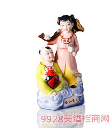 刘伶醉·泰山童子坛子酒