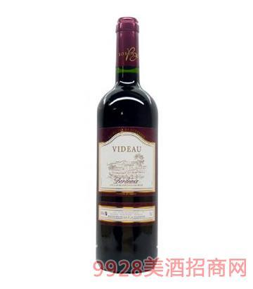 维多干红葡萄酒12.5度750ml