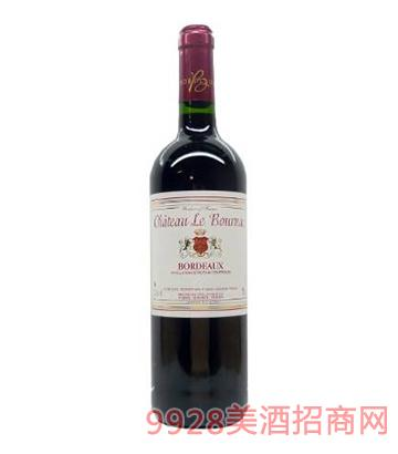 布纳城堡干红葡萄酒12度750ml