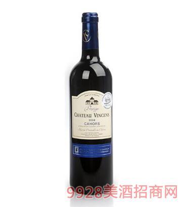 文森斯城堡2008特酿干红葡萄酒14度750ml
