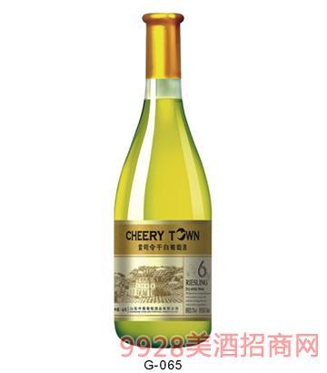 雷司 令干白葡萄酒G-065