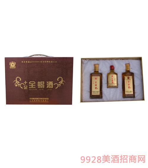 全蝎酒礼盒500mlx2