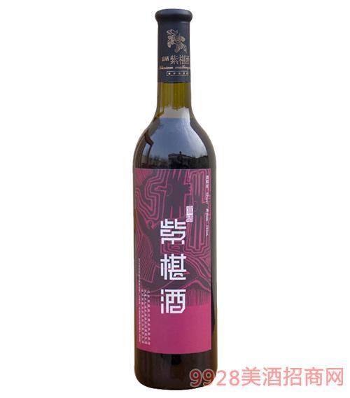 紫椹酒750ml