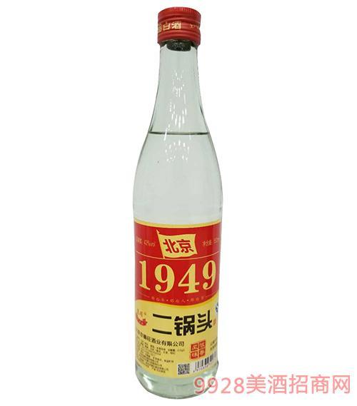 北京1949二锅头42度500ml