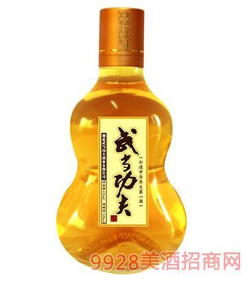 武当功夫三丰葫芦酒33度125ml
