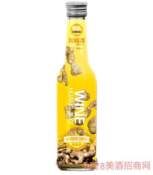 淮南子黄精酒35度250ml