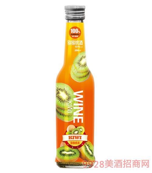 淮南子猕猴桃酒12度250ml