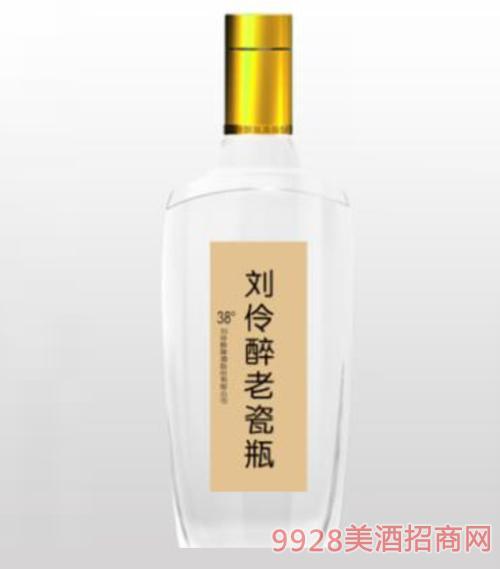 刘伶醉老瓷瓶酒38度