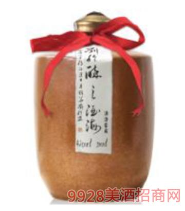 刘伶醉酒海麻黄54度500ml