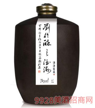 刘伶醉酒海麻灰54度5L
