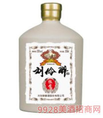 刘伶醉粮仓(宣纸标)