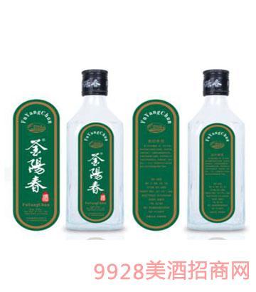 釜阳春(方玻璃瓶)