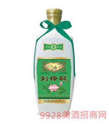 刘伶醉老瓷瓶(雄安新区纪念酒)