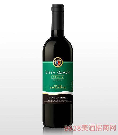 葡萄酒12度750ml