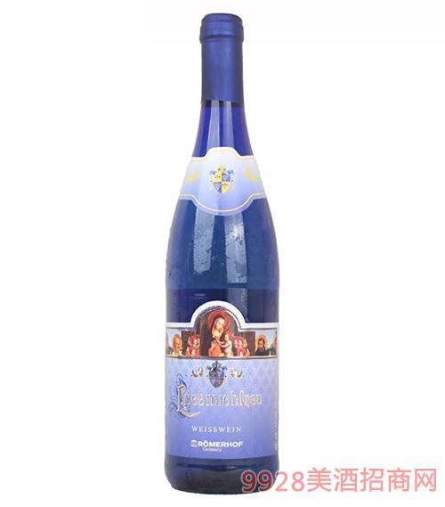 德国半甜葡萄酒10度750ml