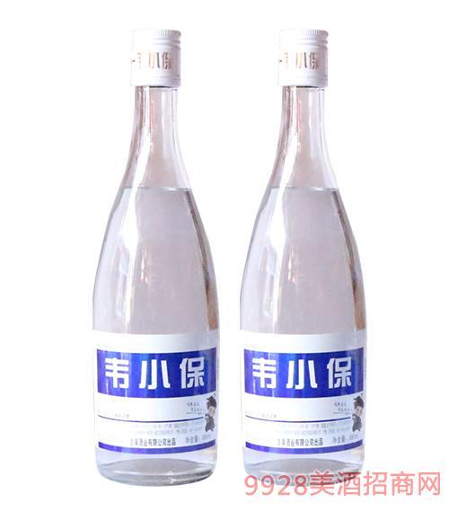 韦小保光瓶酒