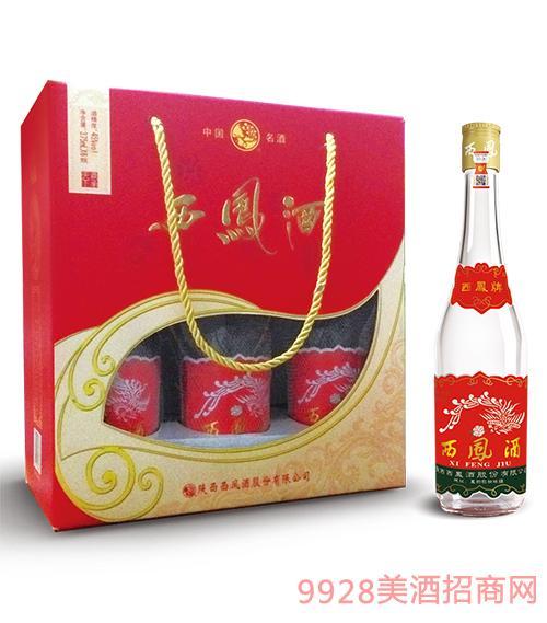 西凤酒375 45度375mlX6