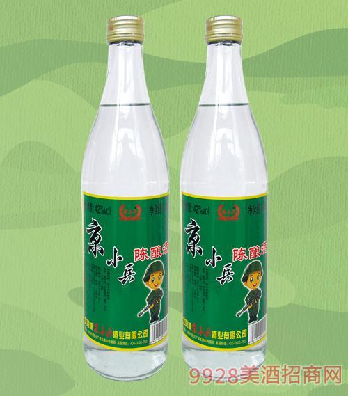 京小兵酒42度500mlx12