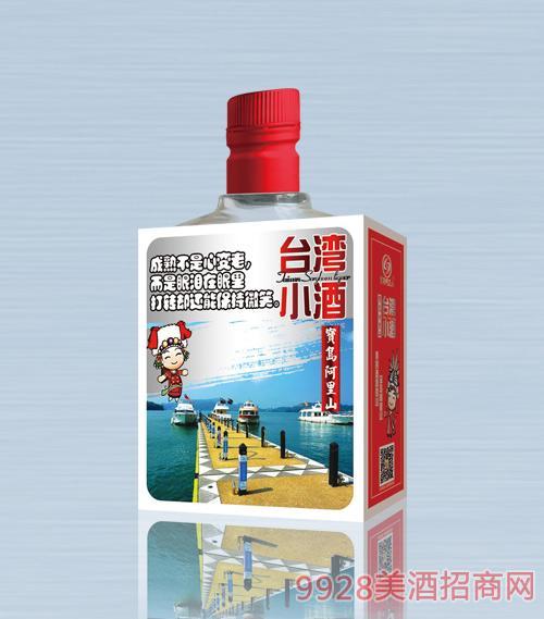 宝台阿里山台湾小酒42度52度125mlx24