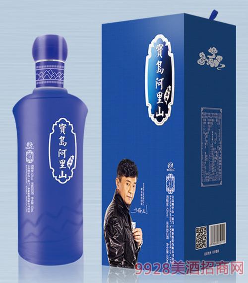 宝岛阿里山高粱酒(尚品30)42度500mlx6浓香型白酒