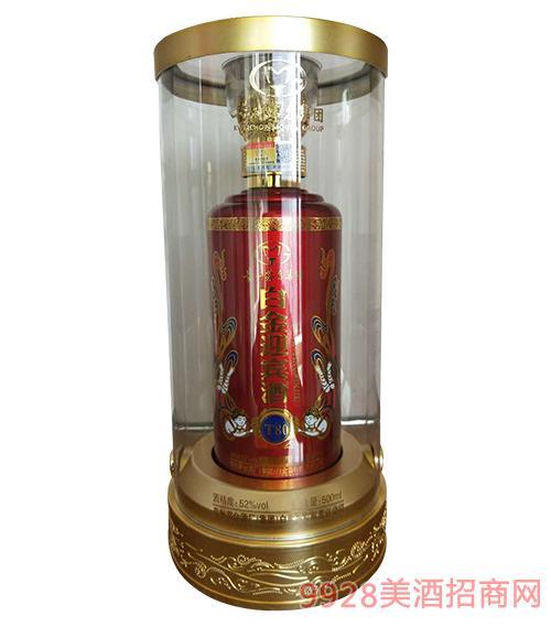 白金迎宾酒T80(红瓶)