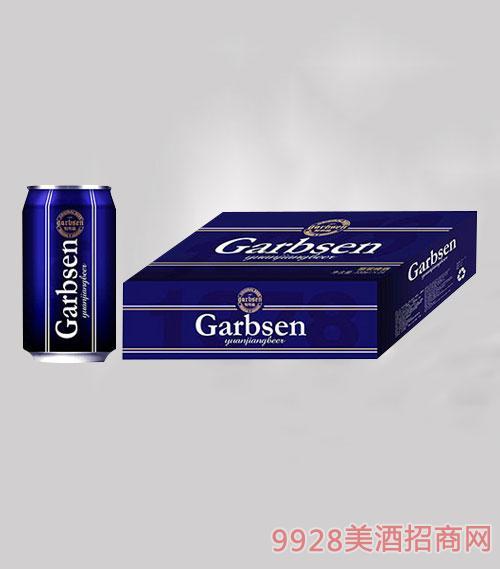 加布森原浆啤酒330mlx24