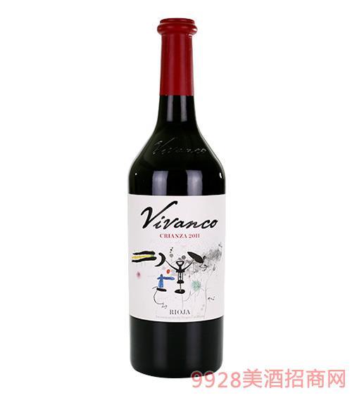 威邦帝国2011佳酿干红葡萄酒13.5度750ml