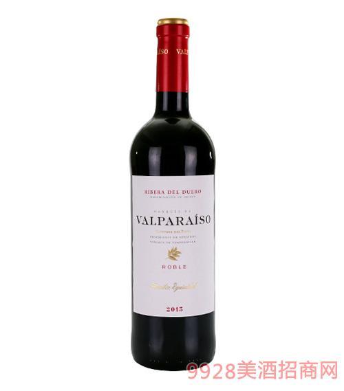 华尔公爵(陈酿)干红葡萄酒14度750ml