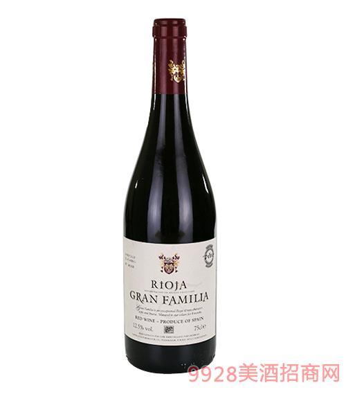 GRAN FAMILIA葡萄酒