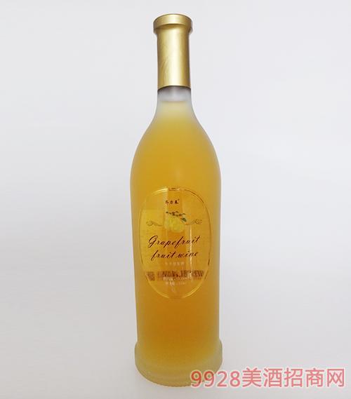 马家柚果酒10.5度750ml