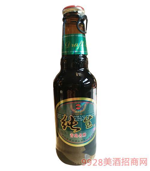 纯生啤酒258ml