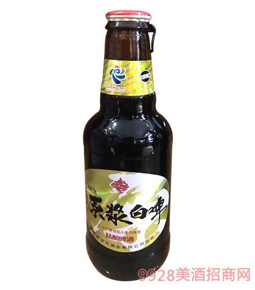原浆白啤精酿啤酒258ml