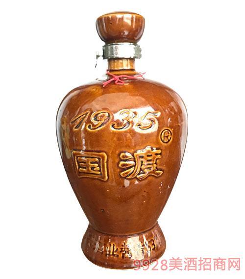 1935国渡酱香型53度坛子酒
