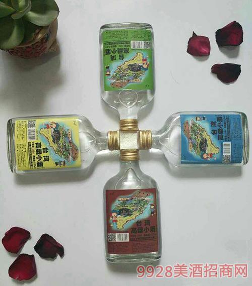 驴程台湾高粱小酒41.8度150ml