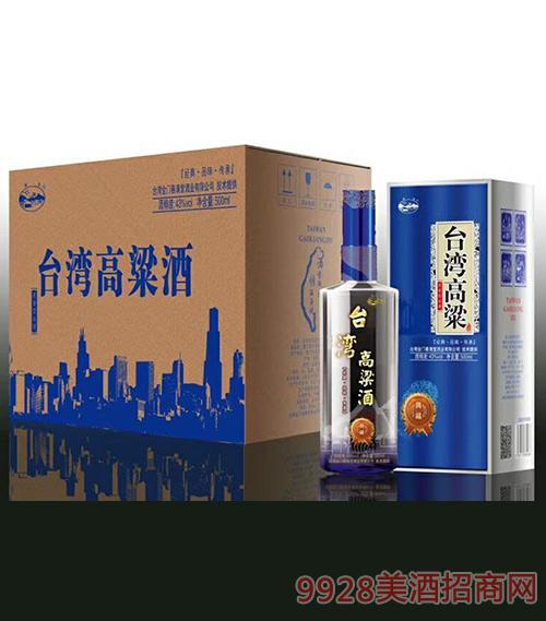 驴程台湾高粱酒48度500ml