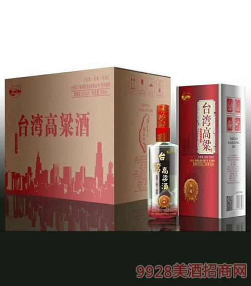 驴程台湾高粱酒52度500ml