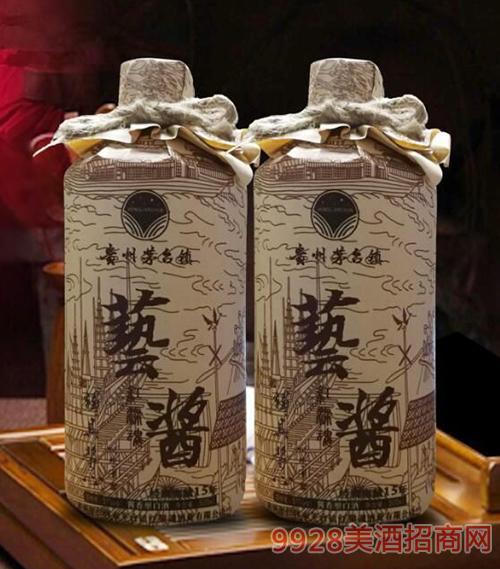红粱魂酒艺酱1.5L