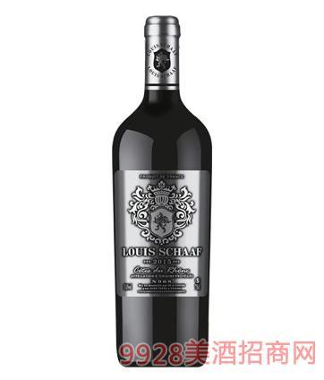 路易沙夫N968干红葡萄酒