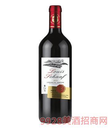 路易沙夫N818干红葡萄酒