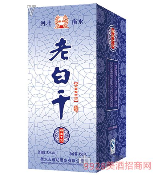A29老白干绵柔酒15