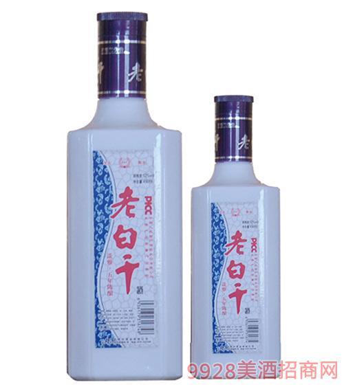 A43老白干酒淡雅陈酿5
