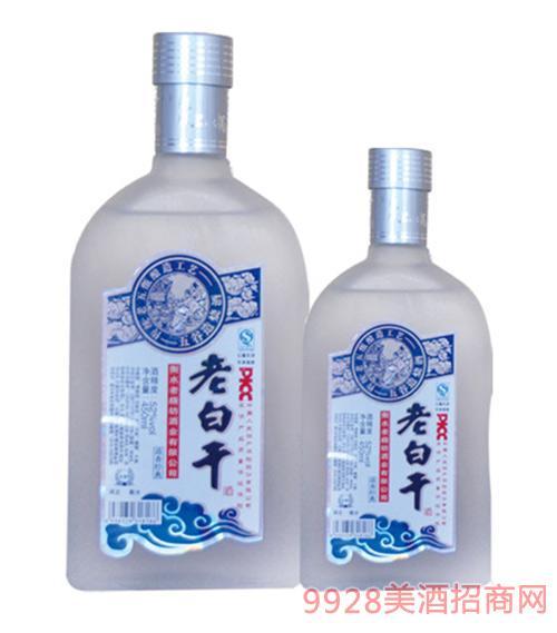 A40清香经典老白干酒