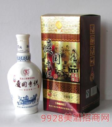 庆国专供酒42度500mlx6